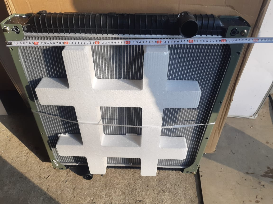 Радиатор HOWO WG9719530011 290/336 л.с WD615