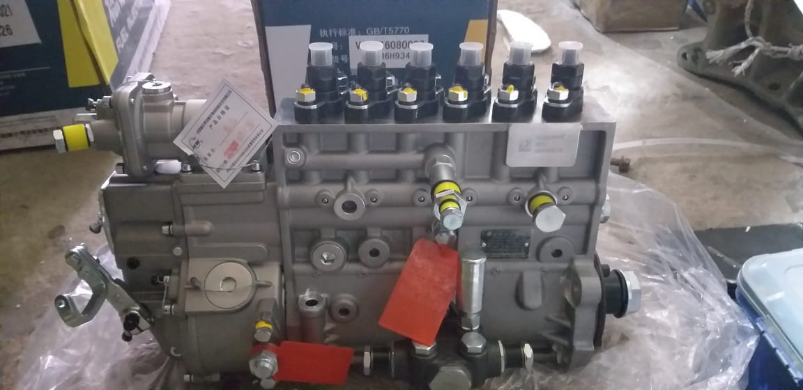 ТНВД Howo D12 VG1246080097 евро 2 420 л.с. CB6H934