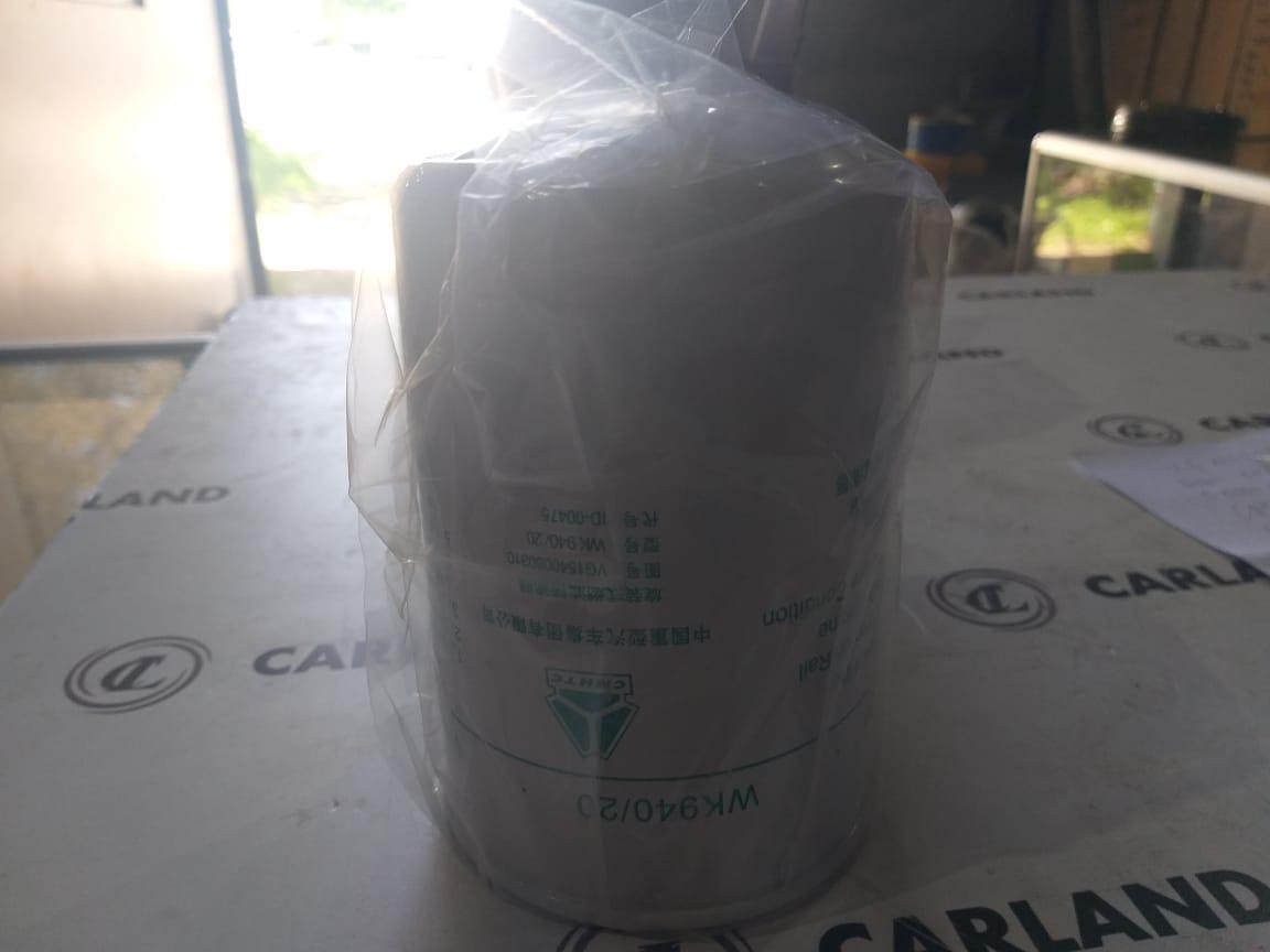 Фильтр топливный тонкой очистки HOWO Е3 VG1540080310