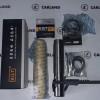 Ремкомплект шкворень FAW HOWO 45 мм на две стороны (комплект втулка,шайба,подшипник)