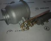 Горный тормоз/клапан+заслонка 3523020-A60A CA6DL FAW
