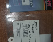 Ремкомплект форсунки F00VC99002