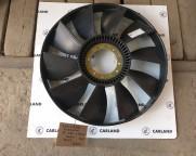 Вентилятор D590  9 лопастей с ободом  HOWO  VG1500060447