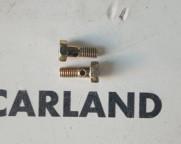 Болт пустотелый М6 обратки с форсунок Н2 HOWO VG1500080090