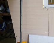 Лист коренной рессоры HOWOзадний гнутый WG9725520283