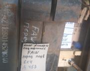 Лист рессоры подкоренной FAW перед.подв. 6*4 A453