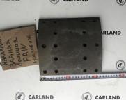Накладка тормозная задняя 16 отв.FAW 3502406-AOE