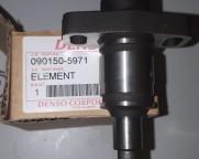 Плунжерная пара Denso 090150-5971 для ТНВД для двигателей S05/J05/07/08, 4D34, D4 для двигателей S05/J05/07/08, 4D34, D4