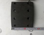 Накладка тормозная передняя FAW 3502407-02